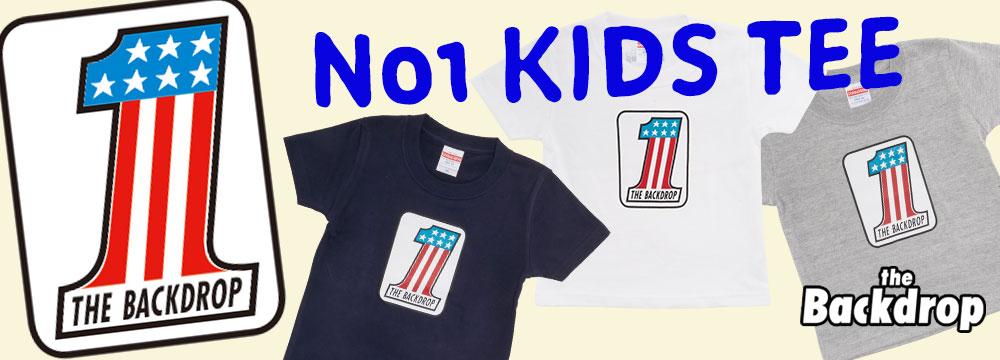 BACKDROP #1 KIDS TEE