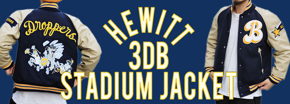 HIEWITT 3DB
