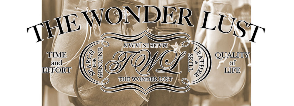THE WONDER LUST